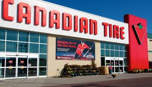 5 - Canadian Tire